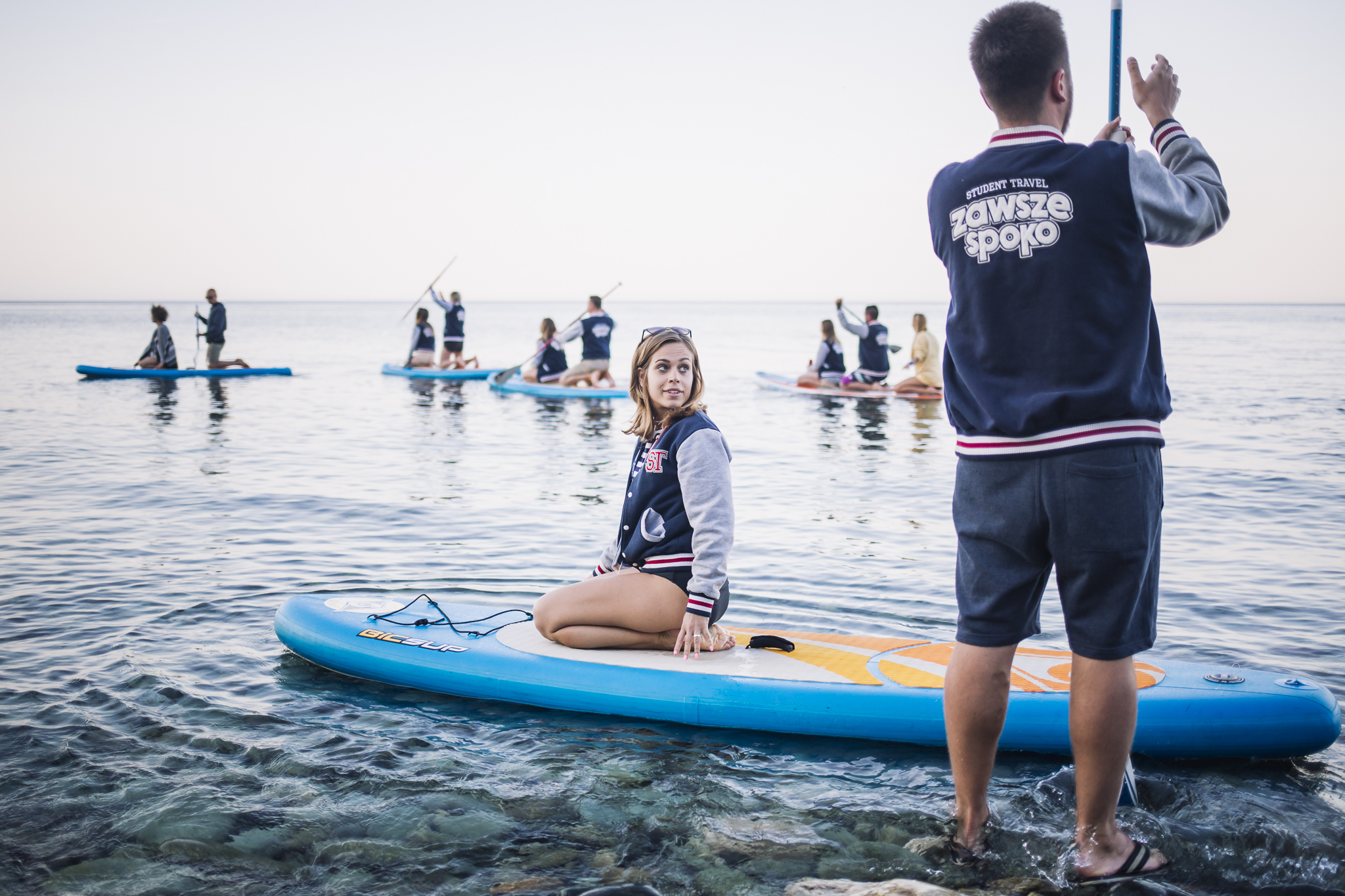 Stand Up Paddle. Z czym to się je?