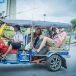 Podróż i pierwsze chwile w Tajlandii