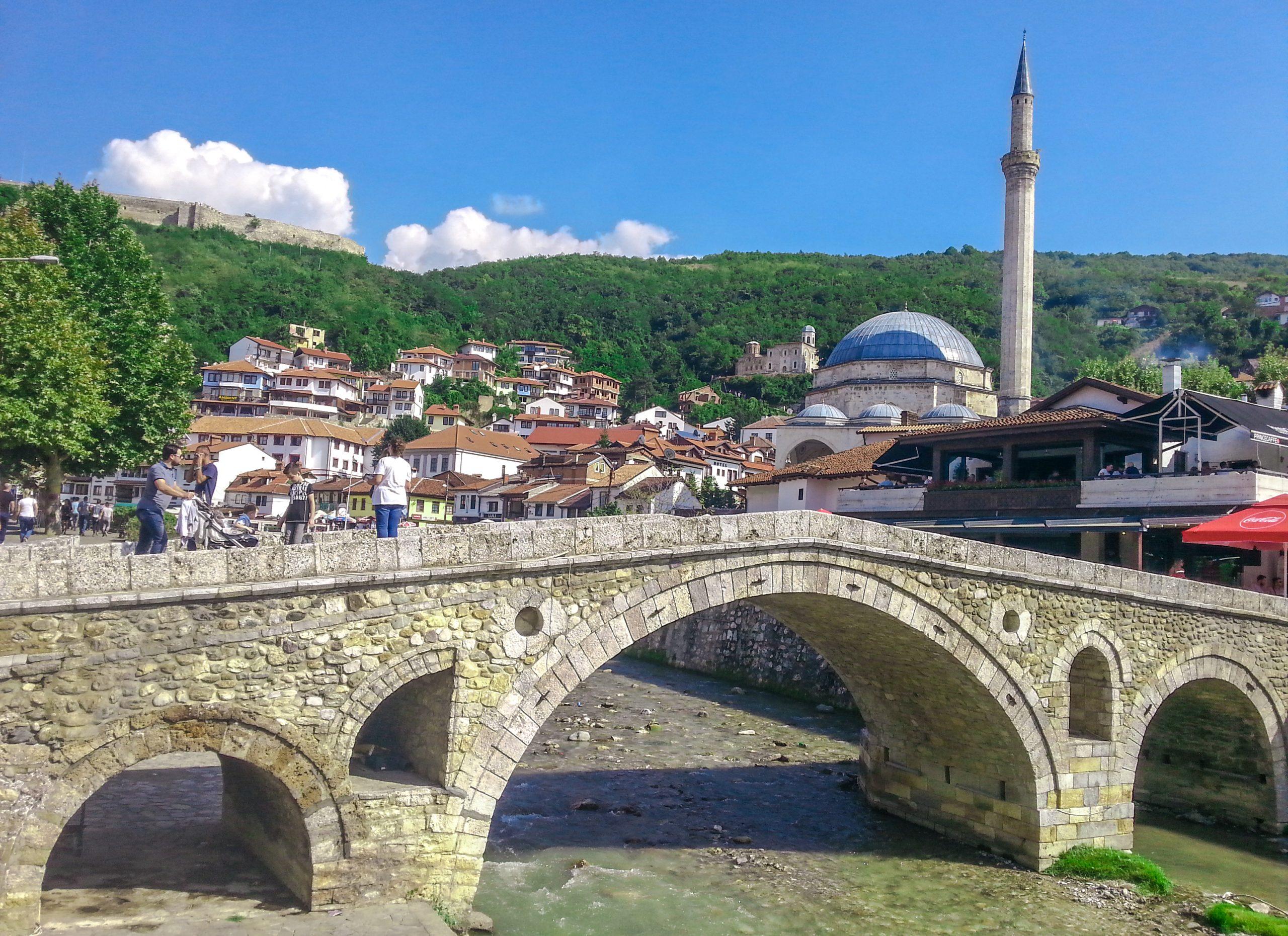 Z wizytą w najmłodszym kraju Europy