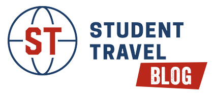 Student Travel blog